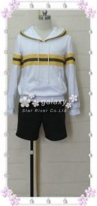 エア・ギア 野山野白梅 (戦闘服) コスプレ 衣装 cc0395