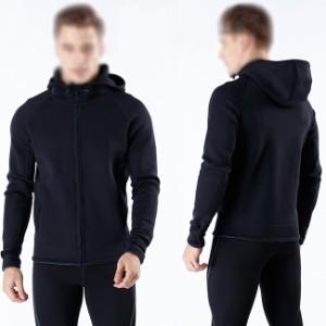 ウェットスーツ タッパー メンズ ウェットジャケット レディース ジャケット ネオプレン フロントジッパー ダイビング フルスーツ サーフ