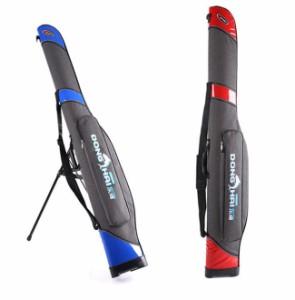 釣竿ケース ロッドケース フィッシングバッグ 釣りロッド 釣り竿  肩掛け 大容量 竿袋 釣り竿入れ ポータブル 持ち運び便利