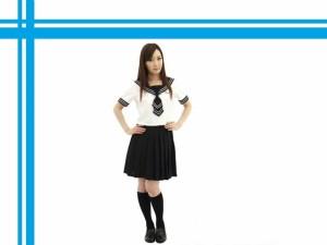 4668f28f383a20 萌え系アイドル コスプレ 定番 セーラー服