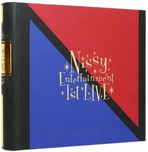 【中古】AAA Nissy(西島隆弘) Entertainment 1st LIVE(Nissy盤 初回生産限定盤)/BD◆B【即納】
