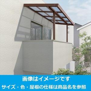 リクシル シュエット 600タイプ 造り付屋根タイプ 関東間 間口W 1.5間×出幅D 4尺 F型・熱線吸収ア