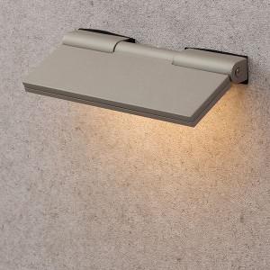 タカショー 表札灯(ローボルト) エクスレッズ フラットウォールライト1型 HBA-D04G #61903000 *LED交換不可 『エクステリア照