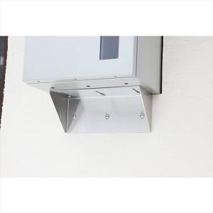 トーシン ダブルボックスポスト用 壁埋込用補助ブラケット PO-WBOX-PL 『郵便ポスト』 の画像