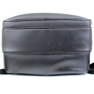 1524193d2c50 美品 モンブラン ビジネス リュック サック バックパック レザー 黒の ...