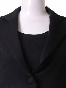 【送料無料】FlowTide フロータイド アンサンブル【ブラック[黒]】[15-61930] パーティー キャバ クラブ スナック ドレス