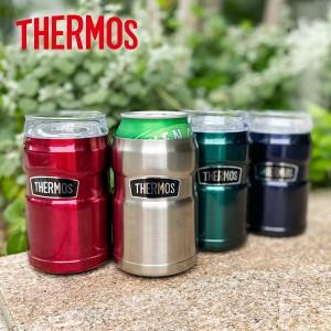 秋新作 [ THERMOS ] サーモス 真空断熱缶ホルダー350ml J952 入荷済 缶ホルダー タンブラー 保冷 缶ビール アウトドア 長持ち