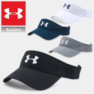 6a617f6d5da アンダーアーマー サンバイザー スポーツ ゴルフ UNDER ARMOUR CORE GOLF VISOR 帽子 キャップ 1291834
