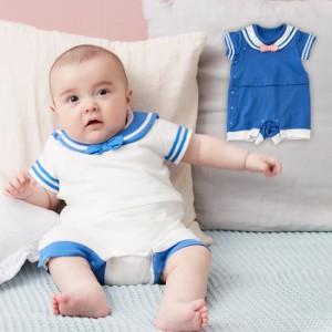 9d0d0d9933f54  ベビー  Kids zoo セーラーカバーオール 赤ちゃん ベビー服 男の子 女の子