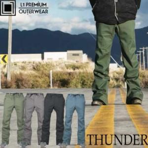 8a26258662e 18-19 エルワン THUNDER スノーボードウェア メンズ パンツ L1 サンダーパンツ