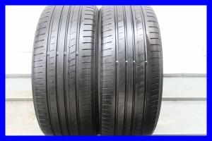 【中古】【送料無料】ヨコハマ ブルーアース A 215/45R17  2本セット サマータイヤ