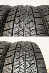 【中古】【送料無料】グッドイヤー ICE NAVI ZEA2 185/70R14  4本セット スタッドレスタイヤ