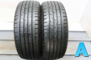 【中古】グッドイヤー イーグル RVF 215/55R17  2本セット サマータイヤ