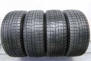 【中古】トーヨータイヤ ガリット G5 225/55R16  4本セット スタッドレスタイヤ