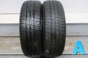 【中古】グッドイヤー エフィシエント グリップ ECO EG01 165/55R14  2本セット サマータイヤ