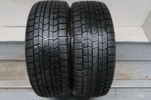 【中古】ダンロップ DSX-2 185/55R15  2本セット スタッドレスタイヤ