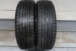 【中古】ヨコハマ アイスガード iG50 165/55R14  2本セット スタッドレスタイヤ
