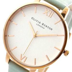 d067d11bd6 腕時計 レディース オリビアバートン OLIVIA BURTON OB16BDW36 クォーツ ホワイト セージ ライトグリーン