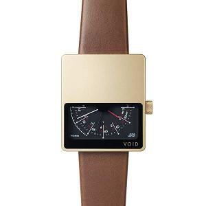29622d07e5 腕時計 ユニセックス ピーオーエス POS ヴォイド VOID V02MKII-GO/LB VID020058