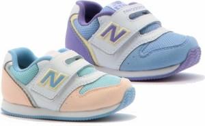 (B倉庫)new balance ニューバランス NB FS996 PLI PWI 子供靴 スニーカー キッズ シューズ 男の子 女の子 靴 ベビーシューズ