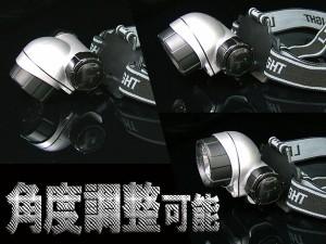 防災・アウトドア・夜釣りに 高輝度LED採用 「LED21灯ヘッドライト」