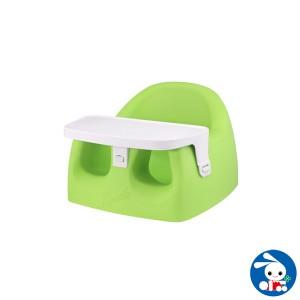 カリブソフトチェア グリーン[ ベビーチェア ベビーイス ベビー チェア イス いす 椅子 ベビーチェアー テーブル 赤ちゃん 赤ちゃんチェ