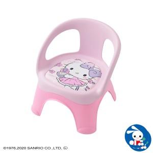 [サンリオ]ナイスチェア(ハローキティ)[ベビー ベビーチェア 赤ちゃん チェア 椅子 いす イス ベビーチェアー 赤ちゃん用品][西松屋]