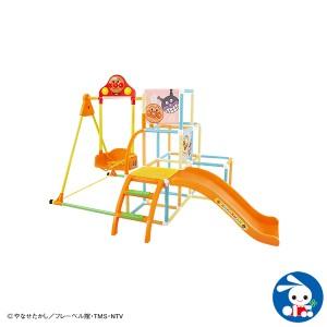 アンパンマン うちの子天才ブランコパークDX[セール][SALE][送料無料][西松屋]