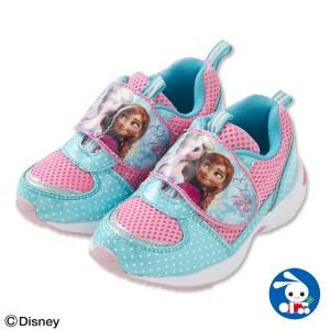 (ディズニー)シューズ(アナと雪の女王)【15cm・16cm・17cm・18cm】【くつ】 [ 靴 シューズ スニーカー 子供 子ども こども キッズ キ