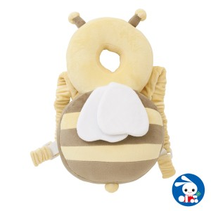 せおってクッション(ミツバチ)[西松屋]