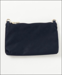 russet ラシット 正規品 POUCH S ポーチ Dark Navy