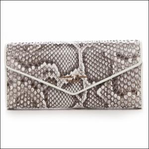super popular d5691 a5e75 ホワイト パイソン 財布 ブランドの通販|au Wowma!