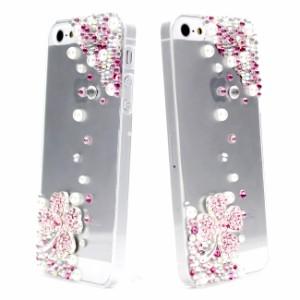 スマホケース 全機種対応 iPhone8 iPhone7 スマホカバー 携帯ケース  かわいい おしゃれ クリアデコ XZ1 SHV40 SHV39 プレゼント ギフト