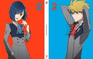 【中古】【DVD】 ダーリン・イン・ザ・フランキス 2 アニメーション ANZB-14443/4
