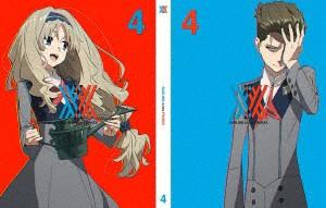 【中古】【DVD】 ダーリン・イン・ザ・フランキス 4 アニメーション ANZB-14447/8