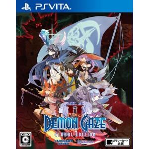 【中古】 DEMON GAZE2 Global Edition PSVita ソフト VLJM-38052 / 中古 ゲーム