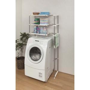 ステンレス洗濯機ラック3段式   SSR-30  【ギフト対応不可】