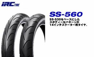 ホンダ PCX IRC SS-560 リアタイヤ 100/90-14 51P 純正装着品 #