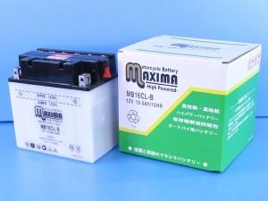 ロードサービス付 開放型バッテリー MB16CL-B 【互換 YB16CL-B GB16CL-B FB16CL-B DB16CL-B 】  ボンバルディア GTX RFI RECREATION GSX