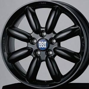 【新品スタッドレスタイヤ&ホイール4本】MINI クロスオーバー F60用 ピレリ ICE ASIMMETRICO RFT 225/55R17 【f60-2255517stlbset】
