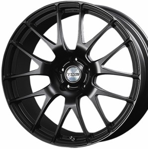 【BMW MINI CROSSOVER/PACEMAN(R60/R61)用】TWS EXlete 107M Monoblock 7.5J-18 と HANKOOK VENTUS V12 evo2 K120 225/45R18 の4本セット