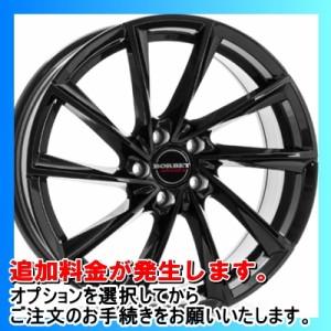【新品スタッドレスタイヤ&ホイール4本セット】AUDI SQ5(FY/8R)用 ピレリ アイスアシンメトリコ 235/55R19