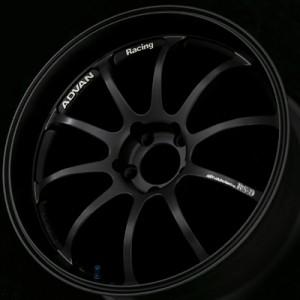 【GT-R用】YOKOHAMA ADVAN Racing RS-D 10.0J-18 マットブラック 1本