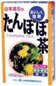 山本漢方 たんぽぽ茶(タンポポ茶) 12g×16包【fs2gm】【Be_3/4_1】fs04gm