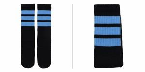 スケーター ソックス Skater Socks チューブソックス 19インチ 靴下 MID-CALF STRIPED TUBE SOCKS メンズ レディース
