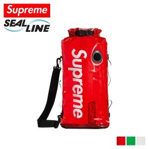 シュプリーム Supreme バッグ ショルダーバッグ 防水バッグ ドライ メンズ レディース 20L シールライン コラボ