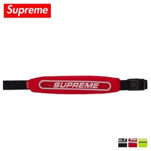 シュプリーム Supreme バッグ ウエストバッグ ウエストポーチ メンズ レディース 黒 RUNNING WAIST BAG