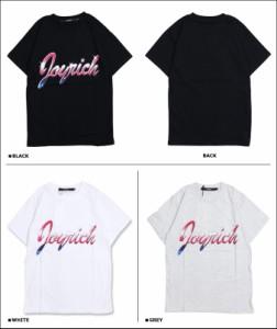 ジョイリッチ JOYRICH Tシャツ 半袖Tシャツ ティーシャツ RETRO LOGO TEE メンズ レディース
