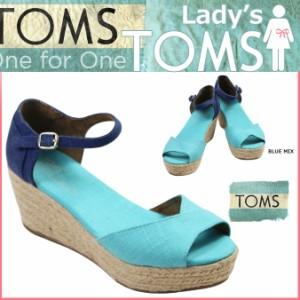 3e7dc8fff540c TOMS レディース トムス シューズ サンダル toms shoes トムズ VEGAN WOMEN S PLATFORM WEDGES  トムズシューズ