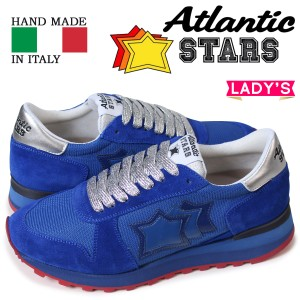 アトランティックスターズ Atlantic STARS アレナ スニーカー レディース ALHENA AE-NY-RBBNY ブルー